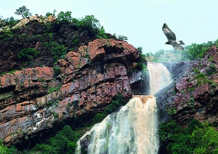 Walter Sisulu Waterfall_2