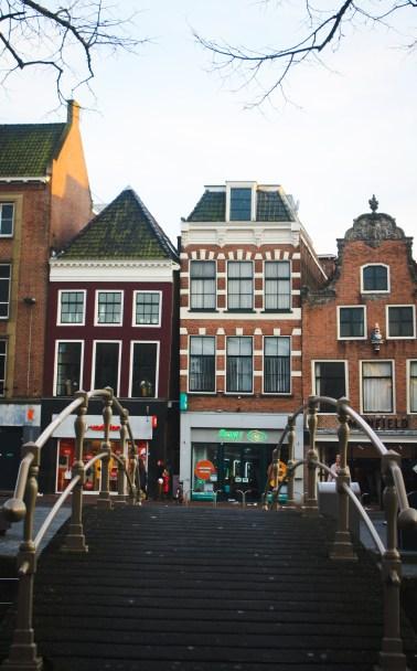 Salah satu sudut Kota Leeuwarden, Provision Frisian - Belanda