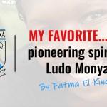My Favorite - Ludo Monyai featured image