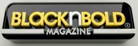 Logo BLACKnBOLD Magazine