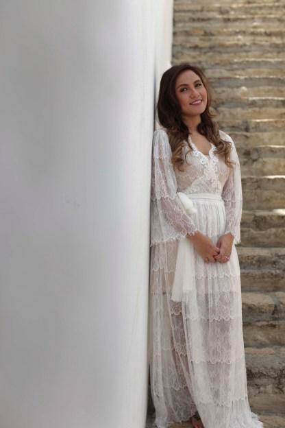 Mak Tumang Bridal Robe Rental