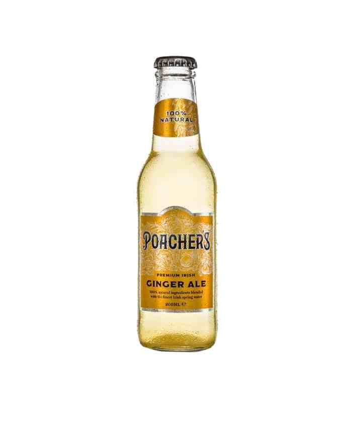 Poacher's Premium Irish Ginger Ale