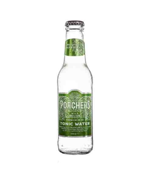 Poacher's Premium Irish Wild Tonic Water