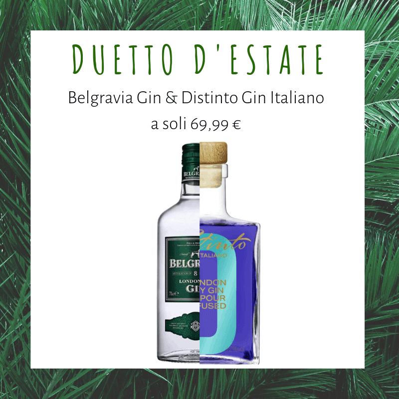 Belgravia & Distinto Gin