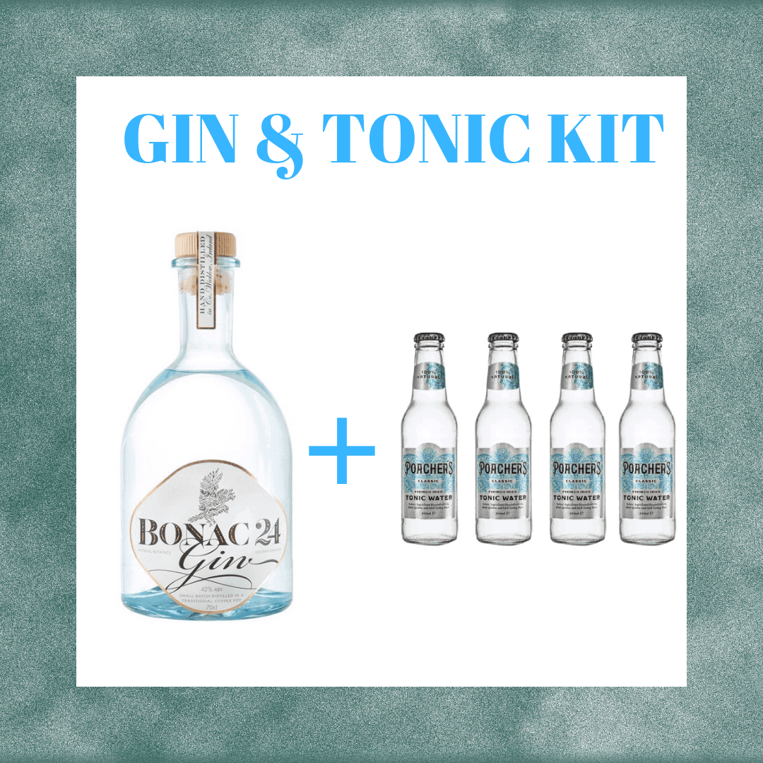 Bonac 24 Gin & Tonic Kit