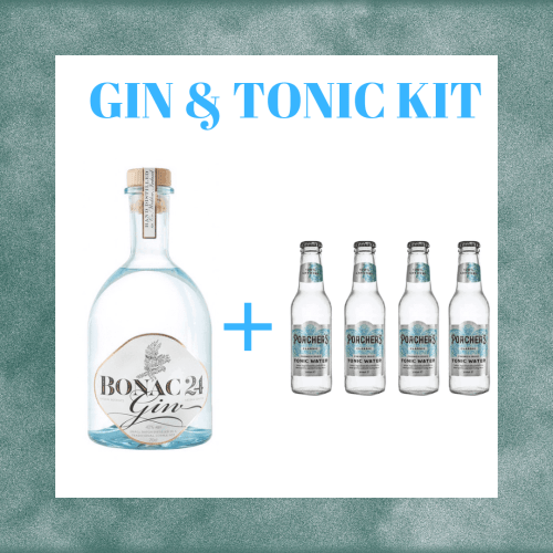 Bonac 24 Gin & Tonic Kit