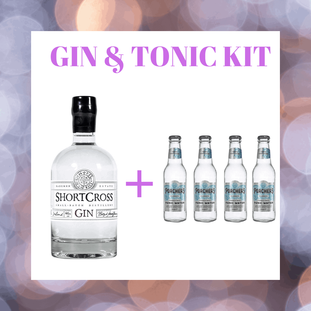 Shortcross Gin & Tonic Kit