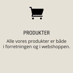 Bottega Luigia produkter web i forretningen