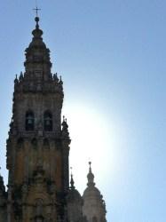 Compostelle - Camino Frances - Cathédrale de Santiago - 2013