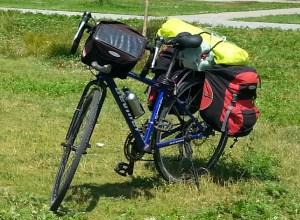 Vélo et bagages
