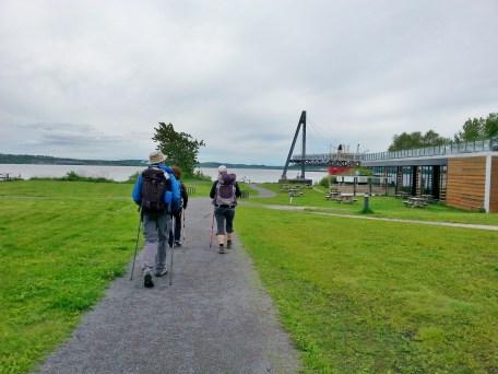 Bottes et Vélo - Chemin de la Traverse - Jour 2