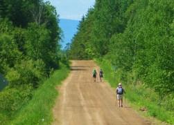 Bottes et Vélo - Chemin Kamouraska