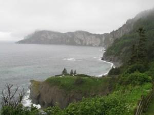 La Voie du St-Laurent - Cap-Bon-Ami
