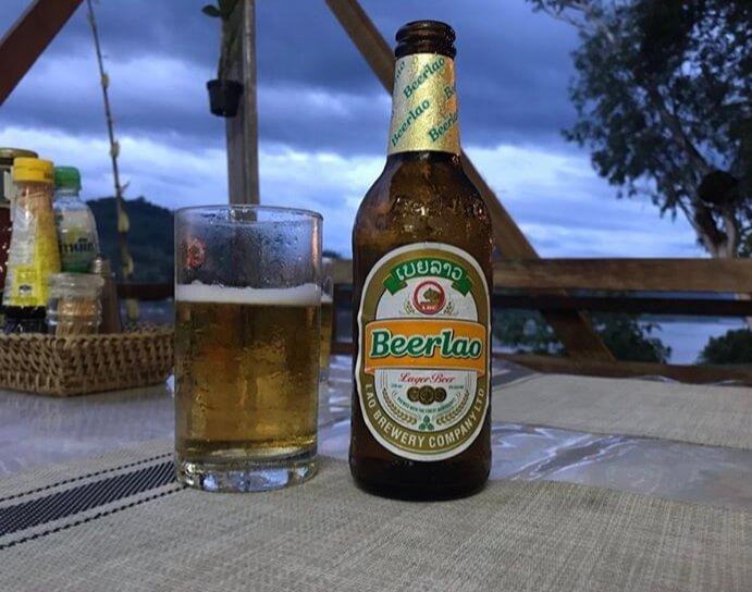 ラオスビール