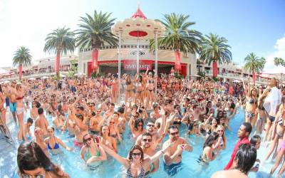Top Pool Parties in Vegas