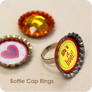 Summer Camp Craft Ideas For Kids At Bottle Cap Co