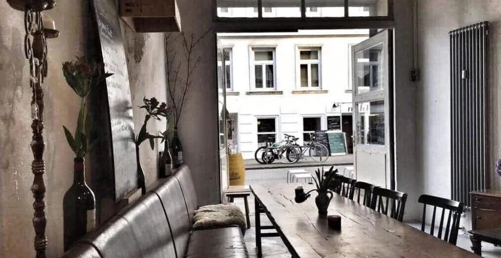 Eine Lieblingsweinbar in Hamburg: Il Garage in Ottensen