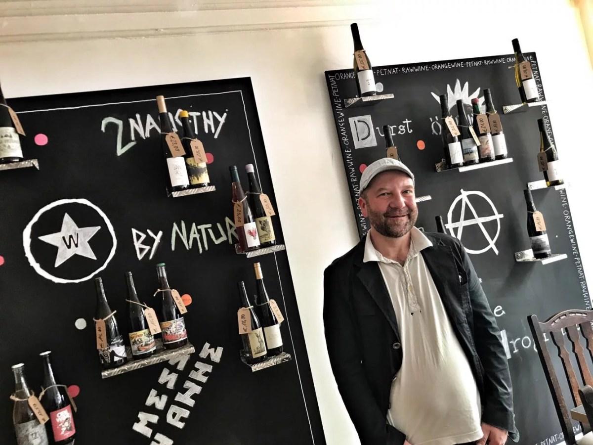 Die Weinbagaluten: Hamburgs erster Naturweinladen