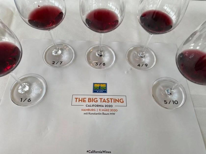 5 Pinot Noirs in der Blindprobe