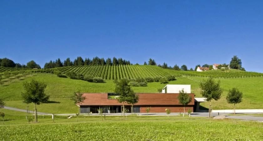 Weingut Erwin Sabathi in der Südsteiermark