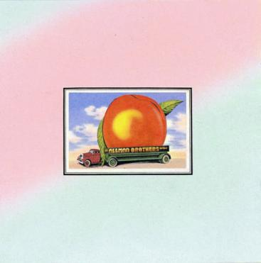 Allman Brothers Eat a Peach Album Cover