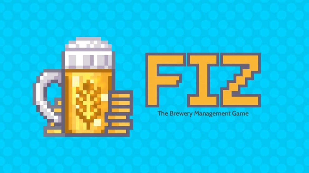 Fiz the Brewery Management Game mobile tasting