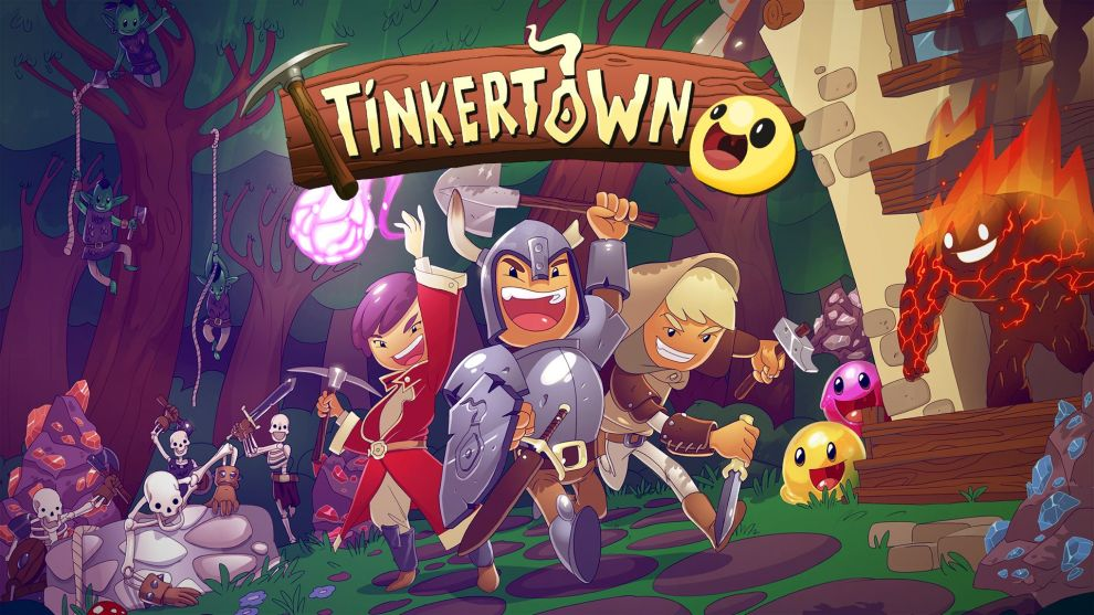 TinkerTown game tasting