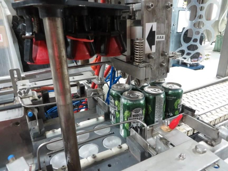 Ska's canning line circa 2013