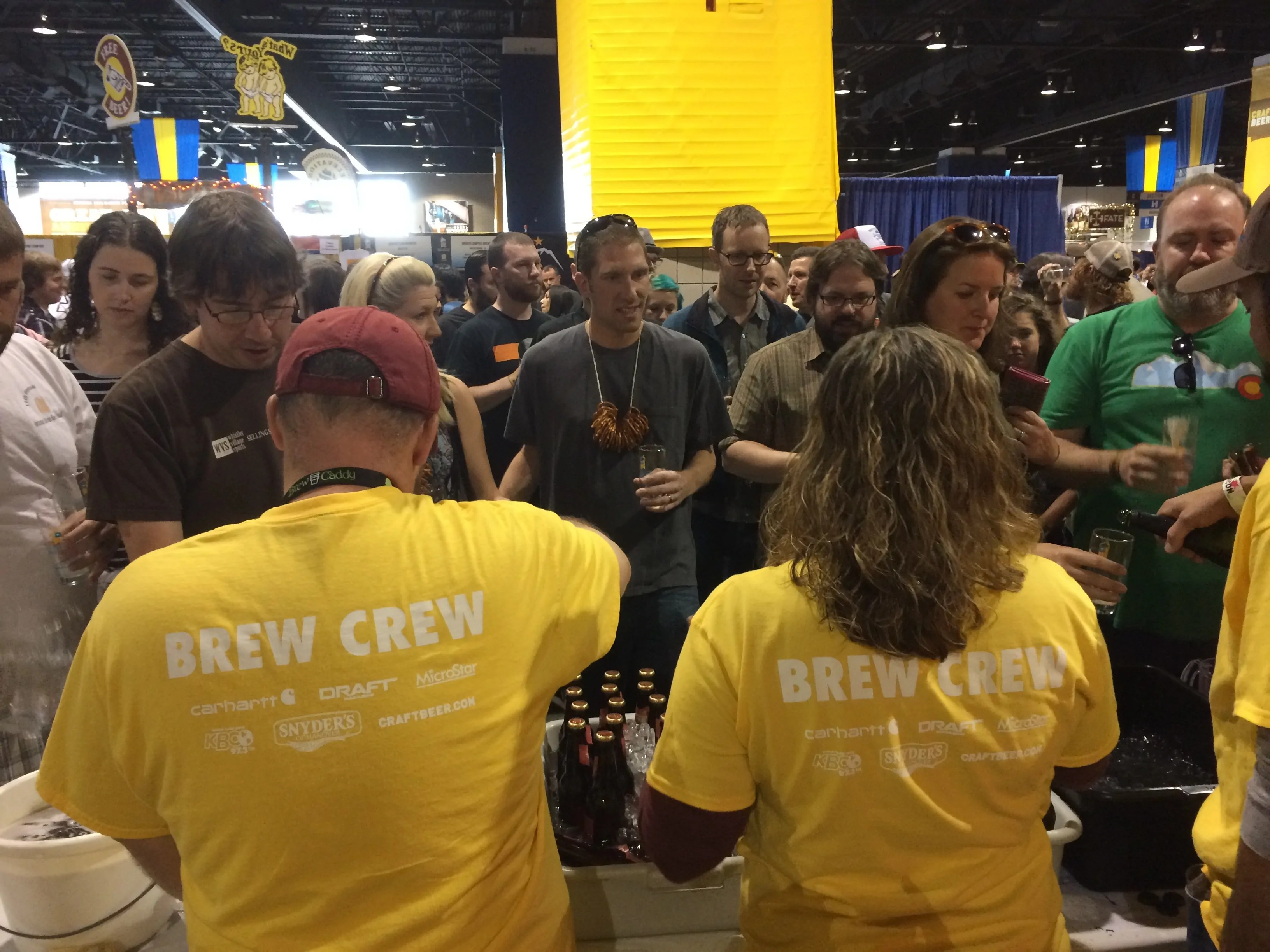 The Do's and Don'ts of GABF   BottleMakesThree.comm