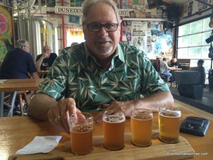 Dunedin Brewery, Dunedin FL  BottleMakesThree.com