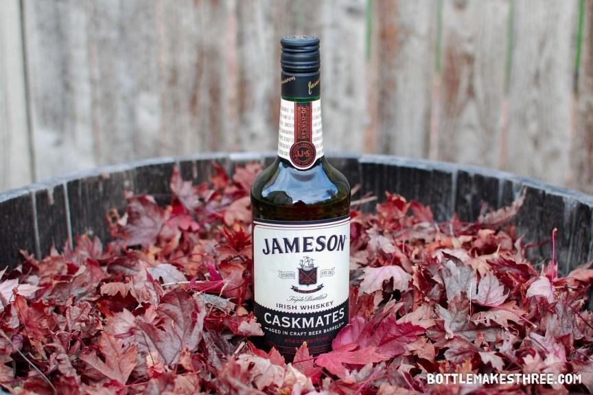 Jameson Caskmates, When Whiskey Meets Stout   BottleMakesThree.com