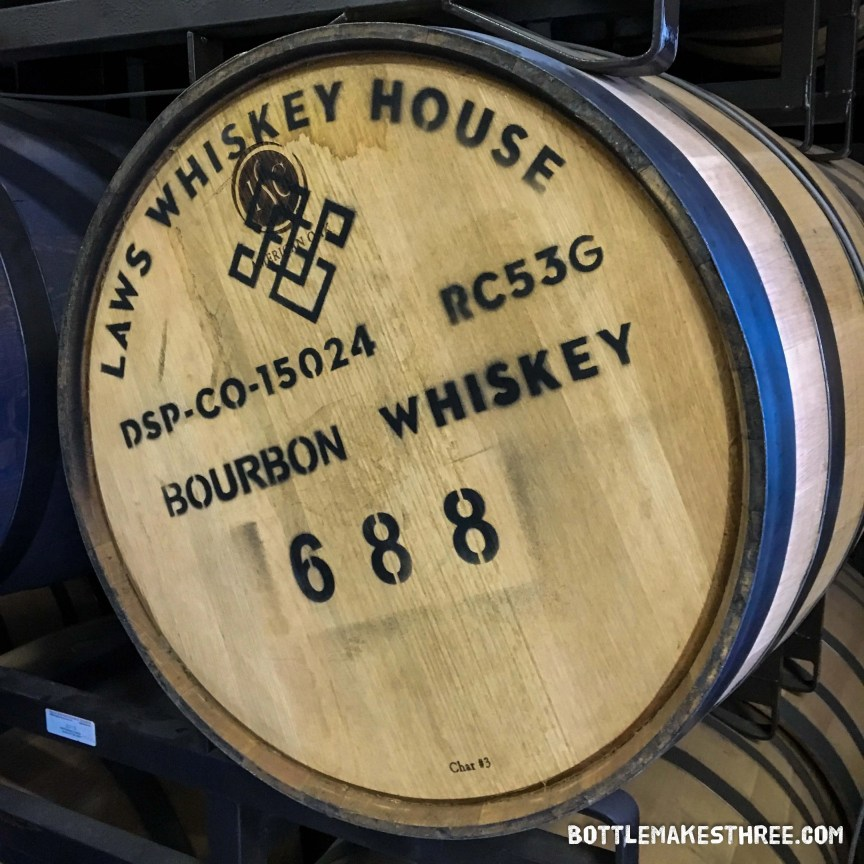 A look inside Laws Whiskey House of Denver, CO | BottleMakesThree.com
