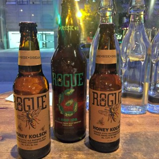 Recap: Rogue Beer Dinner at The Kitchen | BottleMakesThree.com