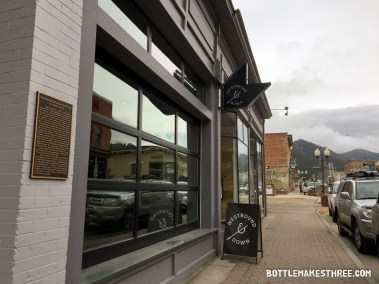 There's Much to Enjoy at Westbound and Down Brewing Company in Idaho Springs   BottleMakesThree.com