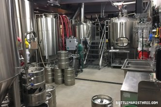 There's Much to Enjoy at Westbound & Down Brewing Company in Idaho Springs | BottleMakesThree.com
