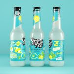 Square Root Soda – Lemonade