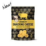 Serious Pig – Crunchy Snacking Cheese with Truffle