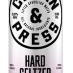 CLEAN & PRESS – CRUSHED BLACK CHERRY HARD SELTZER