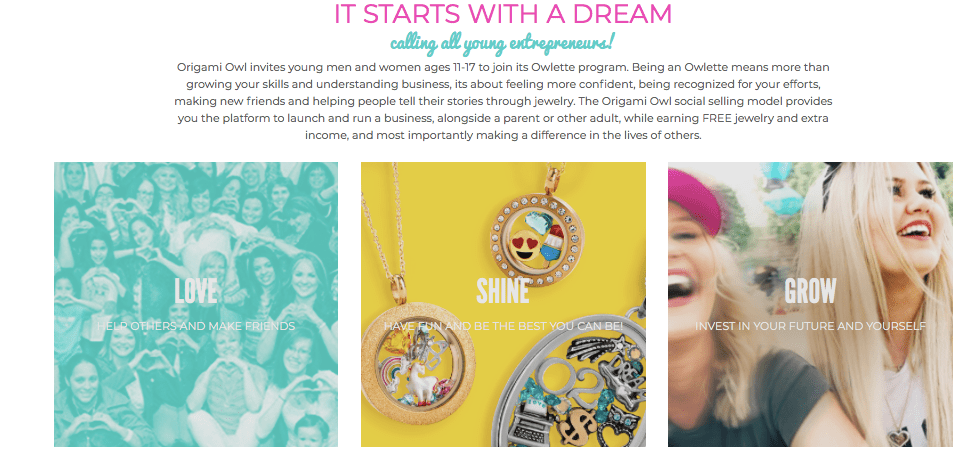 Origami Owl recruiting