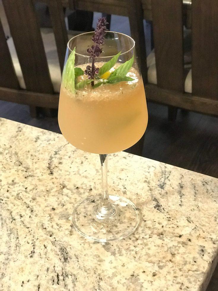 Best Rhubarb Cocktail