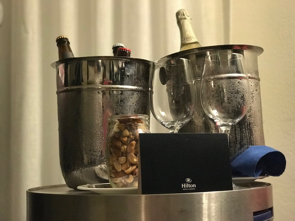 Hilton Buena Vista Palace guest service