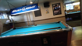Billiards - free on Sundays