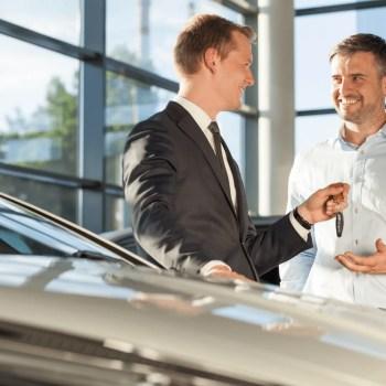 Vending Comapny for a car dealership