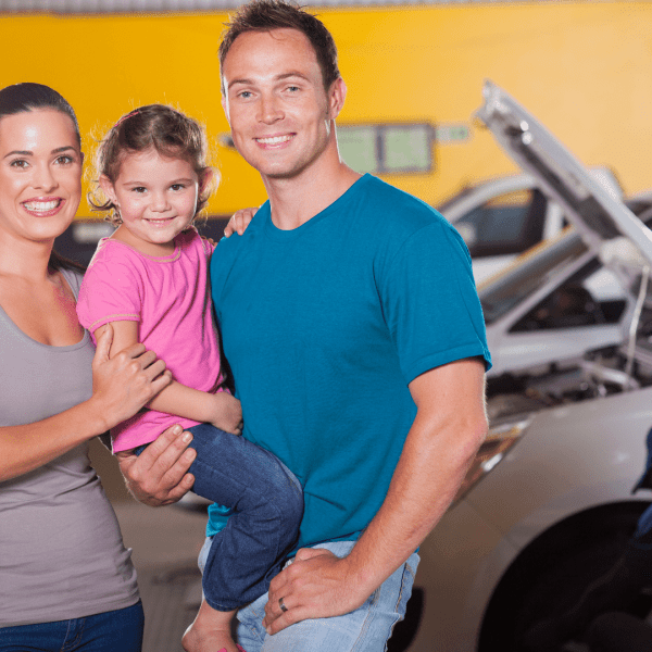 Car Garage Vending service