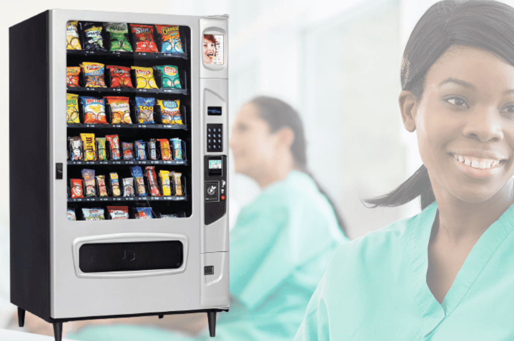 Snack and Drink vending Services