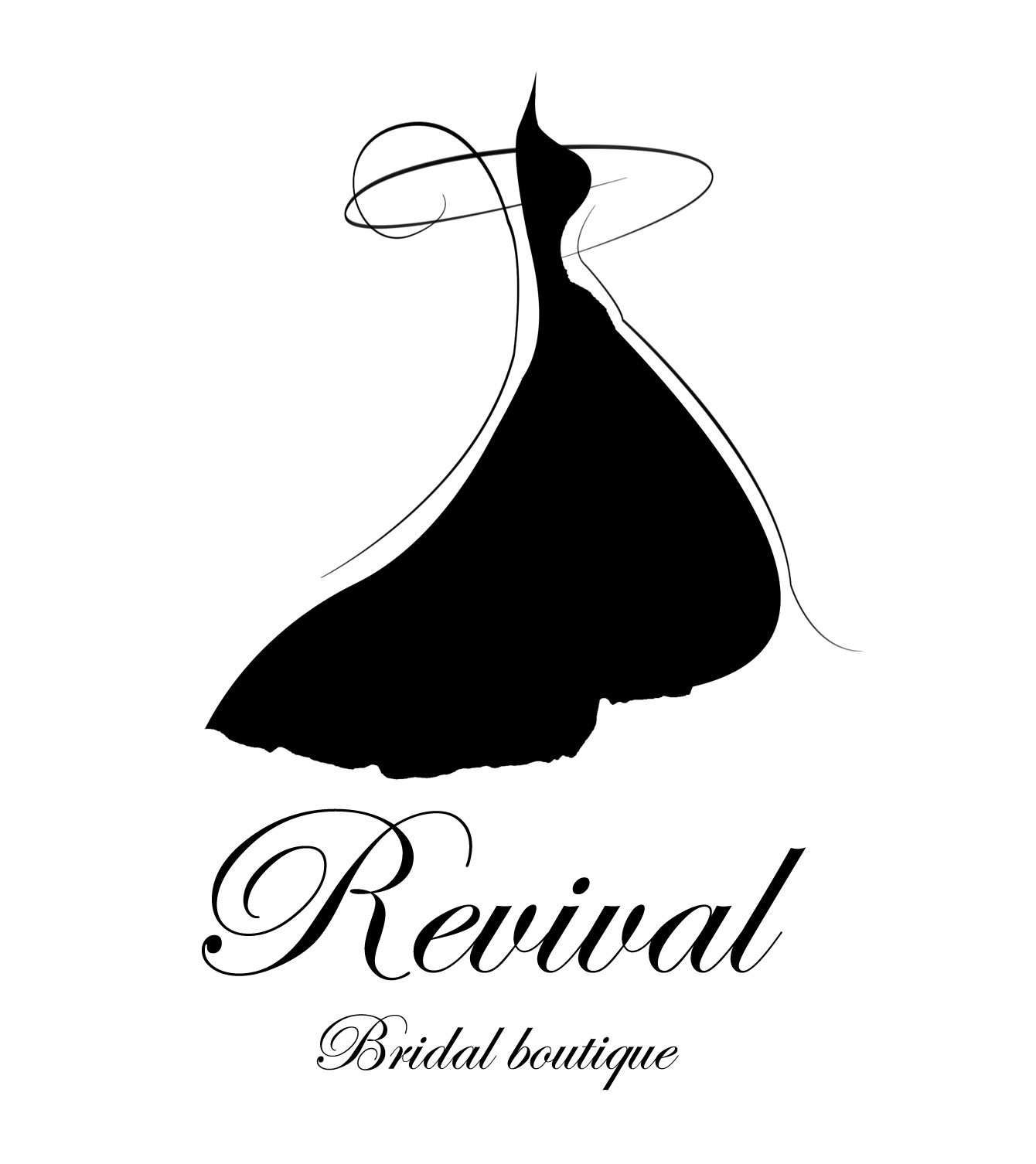 Logo Design For Bridal Company