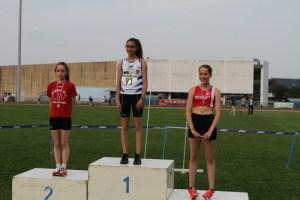 Marion 3ème sur 1000m