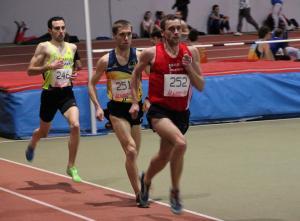 Julien sert de lièvre pour emmener Benjamin Pires vers la grosse performance de la compétition
