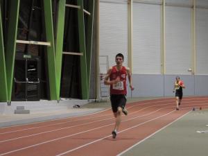 Jimmy au 400m