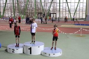 Lucas vice-champion de Picardie sur 2000m marche
